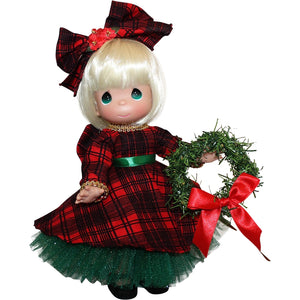 "Spreading Christmas Cheer - 12"" Doll"