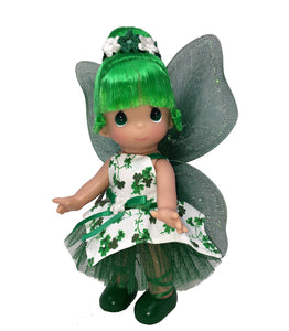 I-Rish You Luck Tinker Belle Fairy - 9 Inch Doll