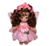 "Woodland Fairy Willow - Pink - 9"" Doll"