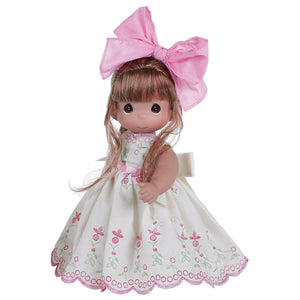 "Always a Tomorrow Brunette -  12"" Doll"