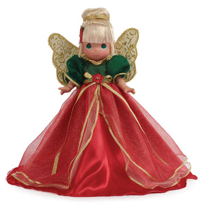 Angels We Have Heard on High Tree Topper, 12 inch Doll