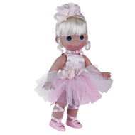 "Ballerina Bliss Blonde - 12"" Doll"