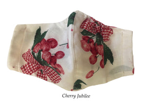 Cherry Jubilee Face Mask