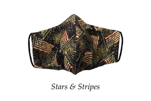 Stars & Stripes Face Mask