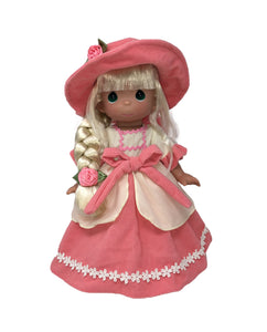 "Beauty and Grace Shine Through You - 12"" Doll"