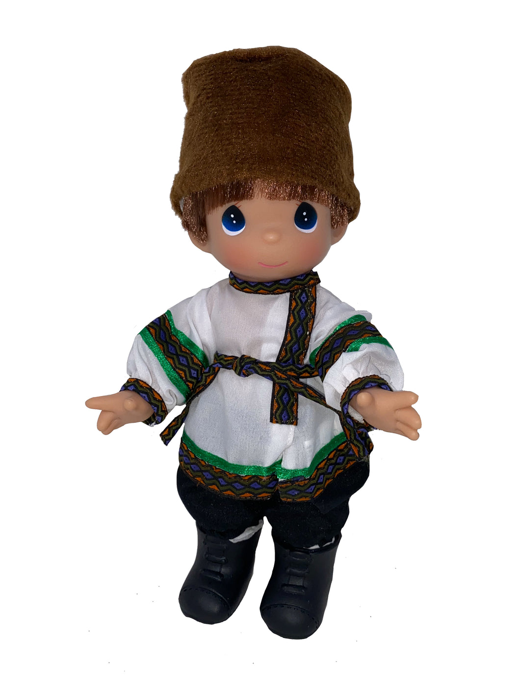 "Russia Rurik Children of the World - 9"" Doll"