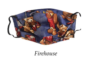 Firehouse Face Mask