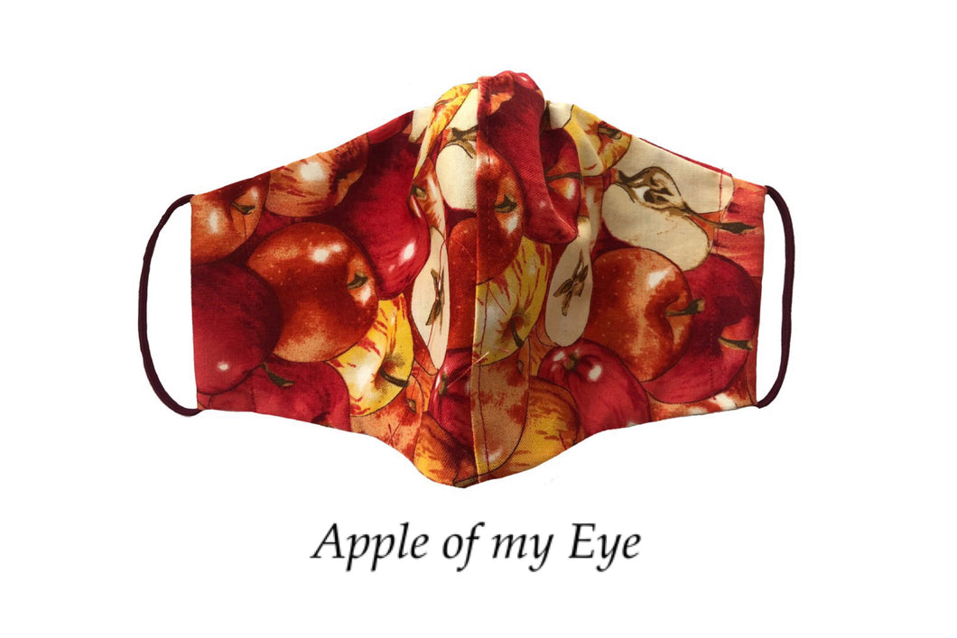 Apple of my Eye Face Mask