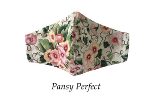 Pansy Perfect Face Mask