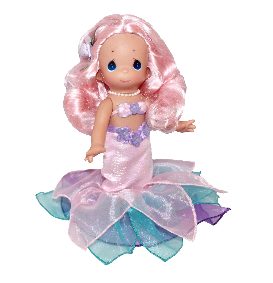 Mermaid Wishes & Starfish Kisses - Pink - 9 Inch Doll