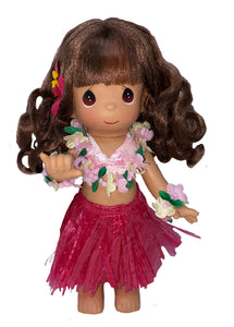 "Hawaii - Kanoe - 9"" Doll"