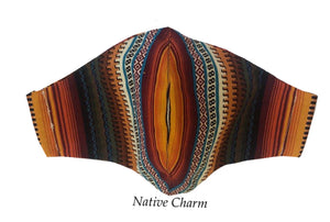 Native Charm Face Mask