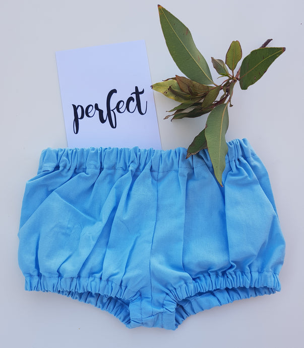 Light Blue Bloomers by Trisha Makes