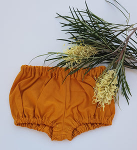 Mustard Bloomers by Trisha Makes
