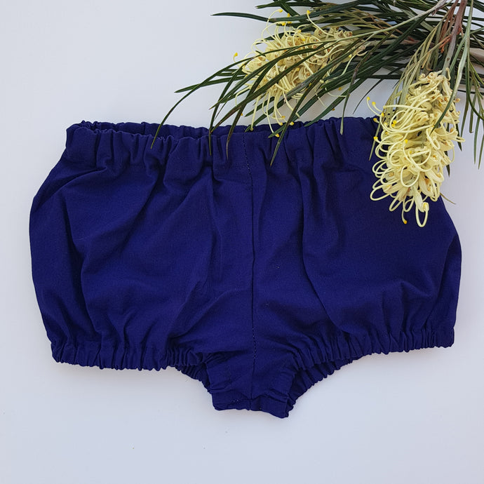 Navy Bloomers by Trisha Makes