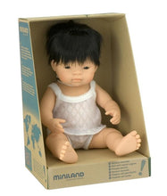 Miniland Doll - Anatomically Correct Baby, Asian Boy, 38 cm