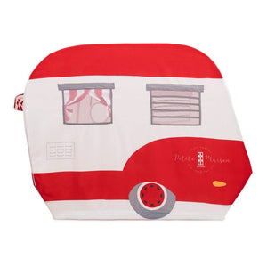 Pop-Up Camper Cubby