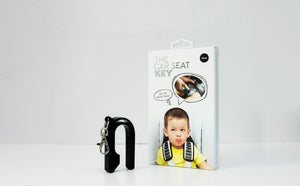 The Car Seat Key - BLACK