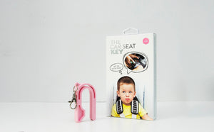 The Car Seat Key - PINK