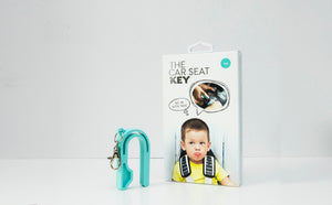 The Car Seat Key - TEAL