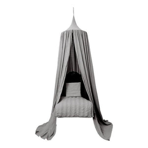 Organic Cotton Canopy - Grey