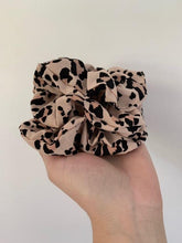 Willow Leopard Scrunchies for MAMA & mini - for @willows_cpjourney