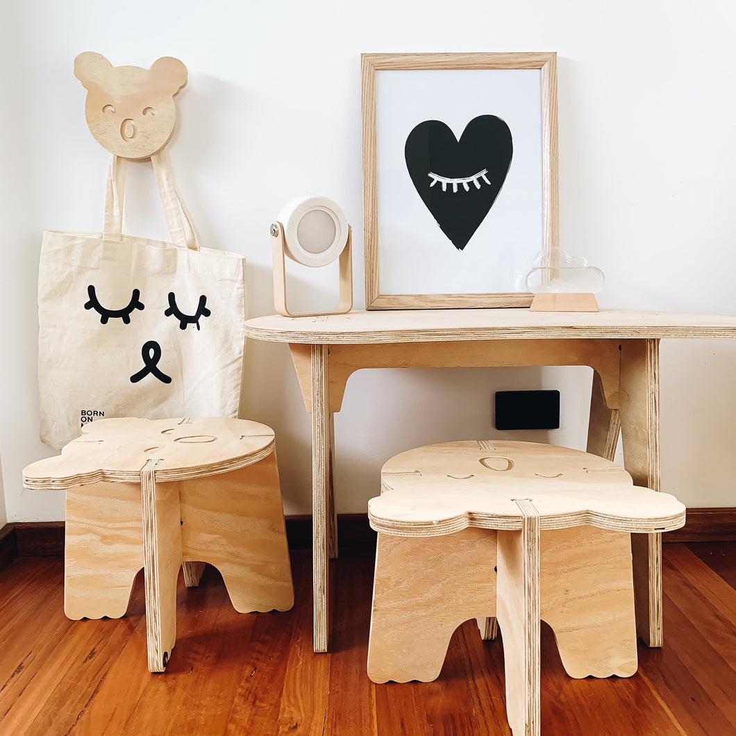 Kye Koala Table & Stool