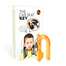 The Car Seat Key - NEON ORANGE