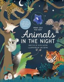 Animals in the Night: What Can You See?