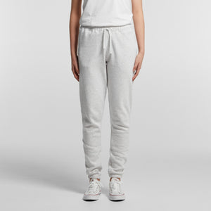 Surplus Track Pants - Grey Marle