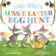 Little Bilby's Aussie Easter Egg Hunt