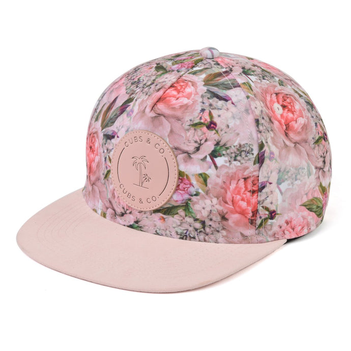 FLORAL PINK CUBS & CO.  | Kids + Adult