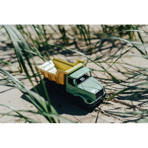 "Plasto ""I AM GREEN"" Tipper Truck, 22 cm"