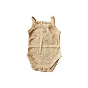 TEDDY TANK SUIT | SUNKISSED