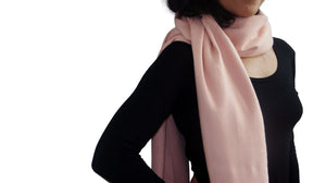 Bamboa Fashion Bamboo Premium Silky Scarf Cotton Candy