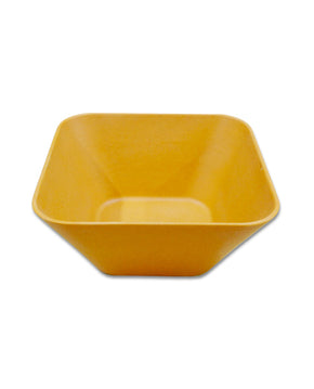 Bamboo Fiber Square Salad Bowl