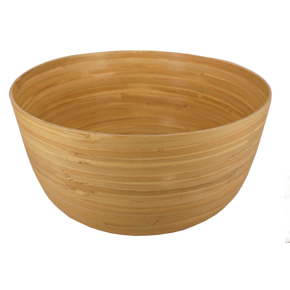 Bamboa Kitchen Bamboo Carlito Bowl Natural