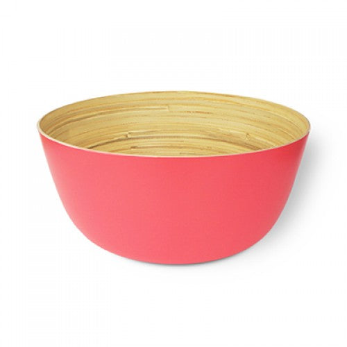 Bamboa Kitchen Bamboo Carlito Bowl Salmon