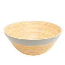 Load image into Gallery viewer, Bamboa Siri Bamboo Salad Bowl