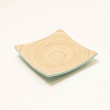 Load image into Gallery viewer, Bamboa Piatto Bamboo Square Plate Mint