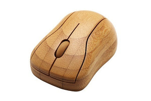 Bamboa Bamboo wireless mouse