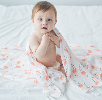 Bamboa Muslin swaddle cloth