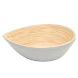 Bamboa Spira Tear Bamboo Bowl Medium - Salad Bowl Duckshell
