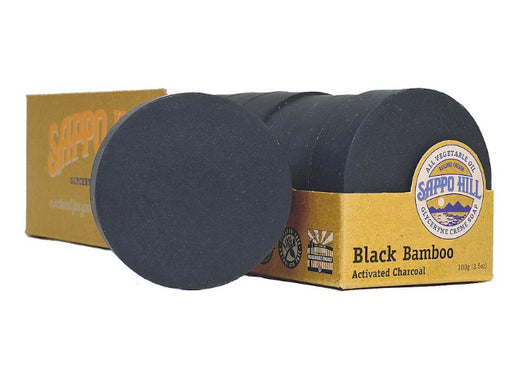 Bamboa Bamboo Charcoal Soap