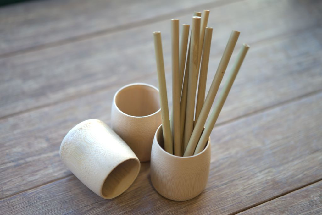 Natural Bamboo cup NODE