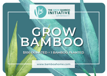 Load image into Gallery viewer, Boo-Coin - Grow Bamboo Initiative Coaster
