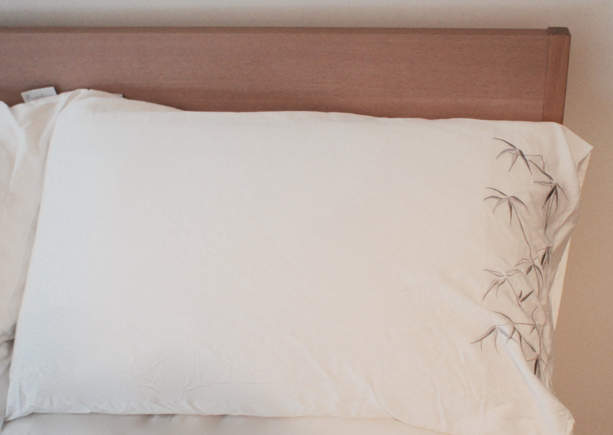 Bamboa Bedding Bamboo Bedding Set   Bamboo Leaves