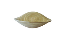 Load image into Gallery viewer, Bamboa Bamboo Bowl Vague Tray Bamboo product