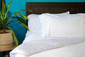 SILKY BLISS - Bamboo Duvet Sheet Set