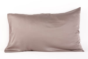 Bamboa's bamboo pillowcase made from bamboo fibers are the eco-friendly choice for your bed. Available in abalone color.